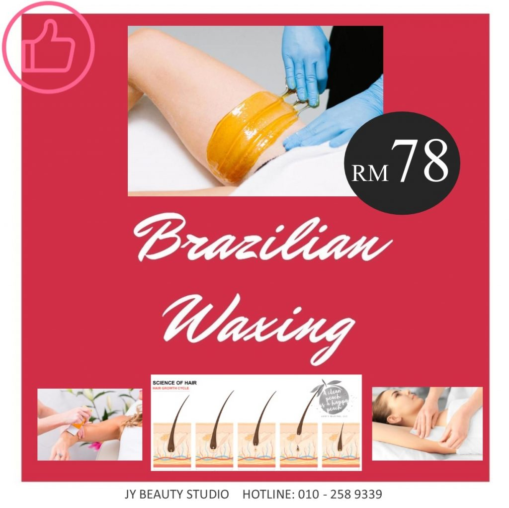 brazilian waxing promotion